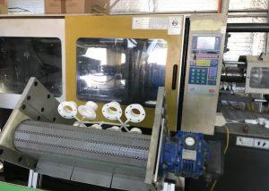 Plastic injection moulding CNC machine